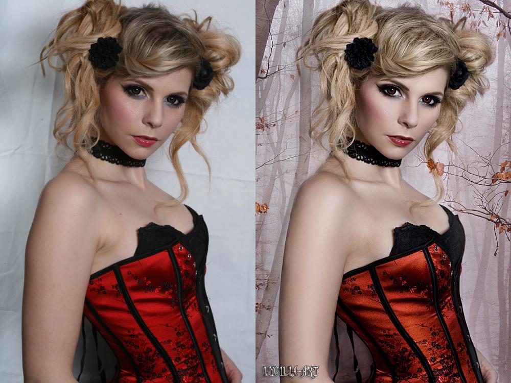 Model: Hanny Honeymoon